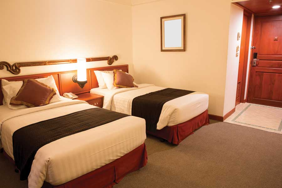 Serviced Guest Rooms