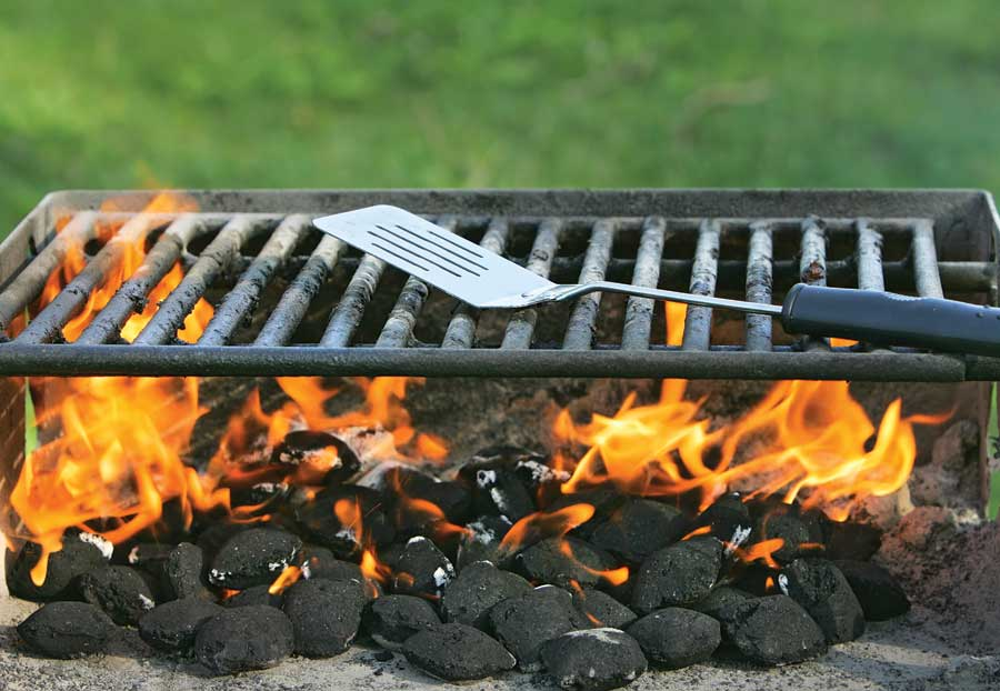 Barbeque Pit